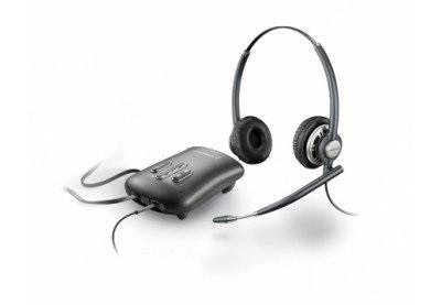 VistaPlus™ DM15E audio processor & Plantronics EncorePro DW291N