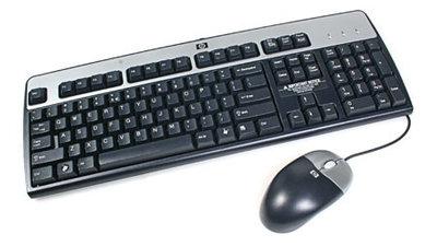 HP Muis en Toetsenbord