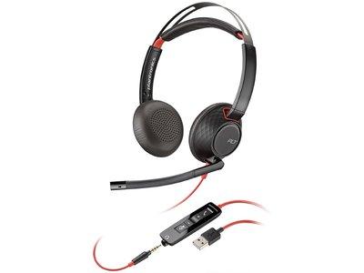Plantronics Blackwire C5220 Duo USB-C