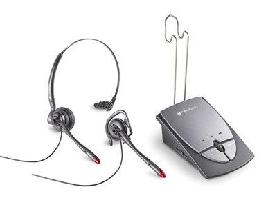 Plantronics S12 Headset / Versterker Combi