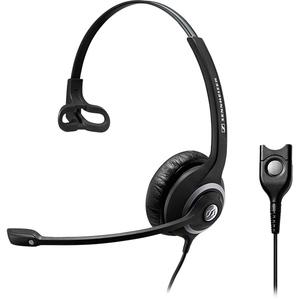 Set van twee Sennheiser SC 230 Headsets met training kabel voor meeluisteren