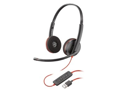 Plantronics BlackWire C320-M (Duo)